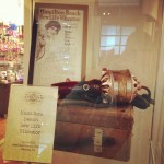 Antique vibrator display at Good Vibrations, Lakeview. A trip to SF isn't complete without visiting a GV store.