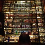 Wall o' Booze at Pierpont's